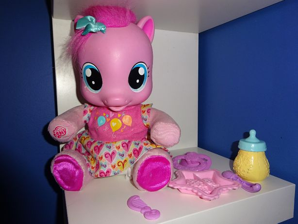 PINKI PIE Interaktywny My little pony