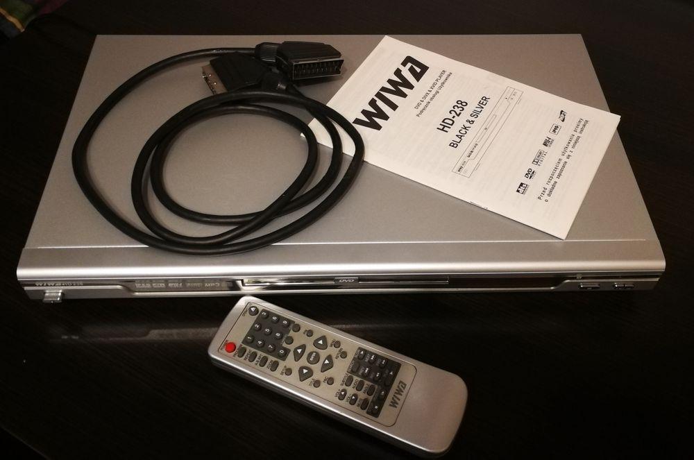 Odtwarzacz DVD WIWA Kęty - image 1