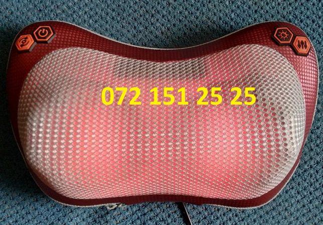 Массажная подушка (в наличии) красная и черная 2000р