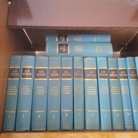 Полное собрание сочинений А.П.Чехова в 18 томах