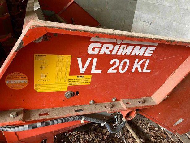 Sadzarka do ziemniaków VLK-20 (Hassia)
