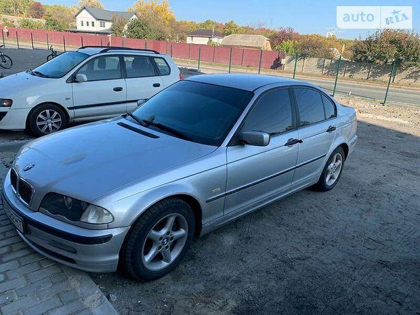 BMW E46 в хорошому стані пригнана за кордоном
