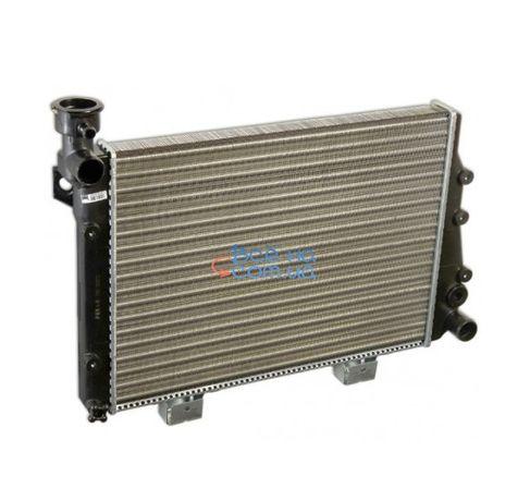 Радиатор охлаждения ВАЗ 2101, 2102, 2103, 2106 (алюминиевый)