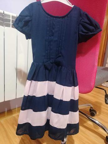 Sukienka wizytowa r. 122