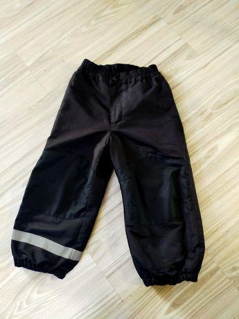 Spodnie z podszewką, ocieplane. 98 H&M