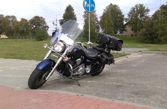 Yamaha XV 1700 Road Star Silverado