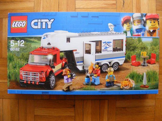Lego 60182 Pickup z przyczepą kempingową