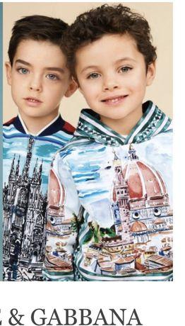 Sweater/Casaco Dolce & Gabbana original 2 anos