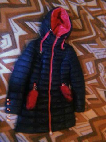 Куртка зимова на синтепоні