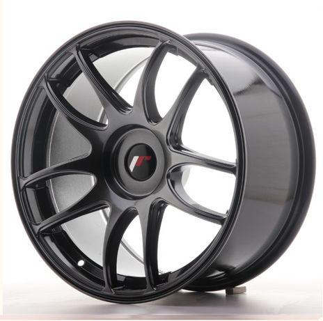 !OUTLET! Felgi Japan Racing JR29 18x9,5 ET38 5x114,3 Hyper Black !