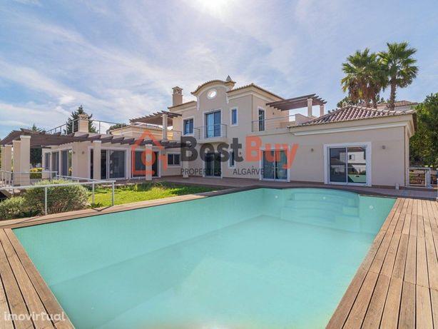Magnifica Moradia de 4 quartos para venda na Quinta do Lago