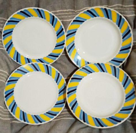 Conjunto de pratos Vista Alegre série Solar