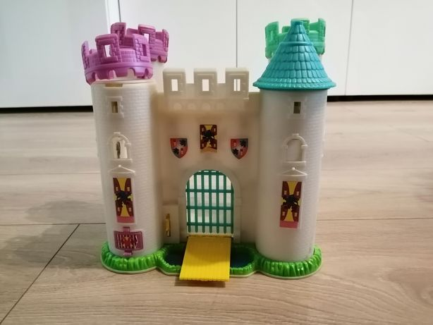 Zamek dla lalek/zabawka