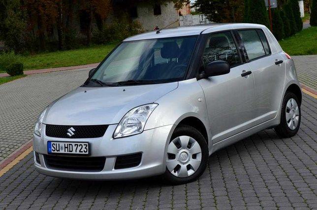 Śliczne Suzuki Swift zNIEMIEC Klima 1.3 B 2009 R Opłacona Nietuzinkowy