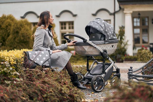 Wózek dziecięcy Junama Glow nowy
