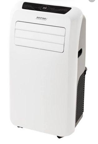Energooszczędny Klimatyzator przenośny MPM wydajny 40m2 MPM-12-KPO-10