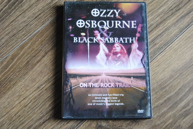 Ozzy Osbourne/Black Sabbath*On The Rock Trail/DVD