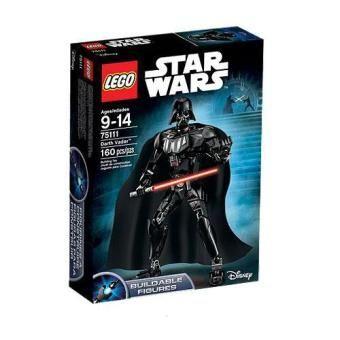 Star Wars Darth Vader (LEGO Constraction Star Wars 75111)