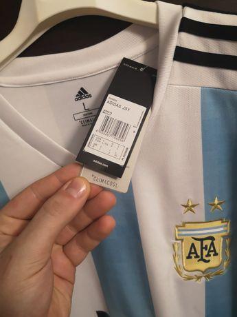 Koszulka sportowa adidas  Argentyna Orginał Nowa!
