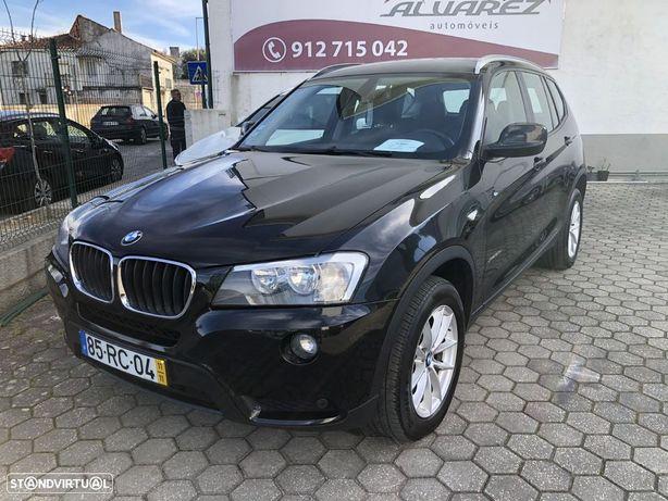BMW X3 2.0 XDRIVE