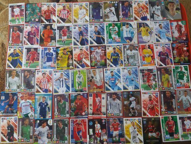 Karty piłkarskie 200szt.
