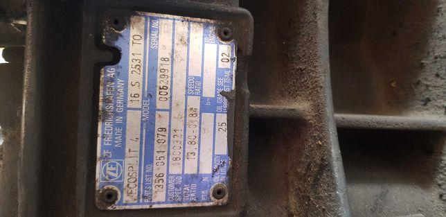 Skrzynia biegow ZF manualna 2011rok daf 105