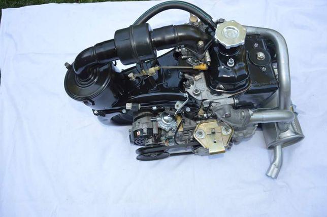Silnik Fiat 126p po kapitalnym remoncie
