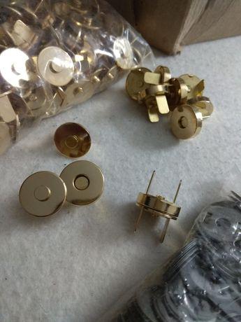 Botões/fechos magnéticos