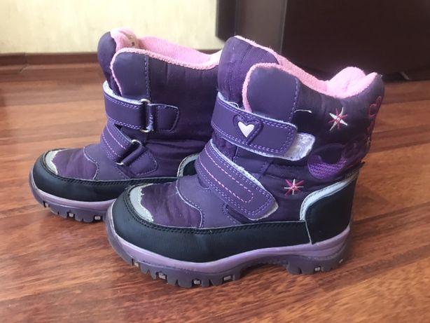 Зимние ботинки Tom.m на девочку. Р29