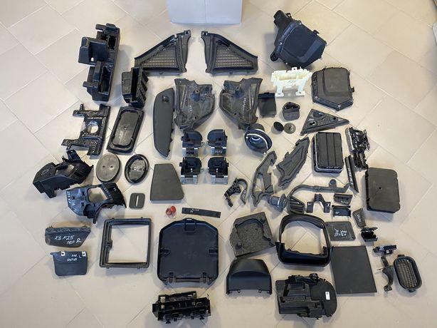 BMW X3 F25/X4 пластики кузовні,бмв х3 ф25 х4 ф26