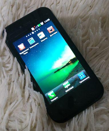 телефон сенсорный LG