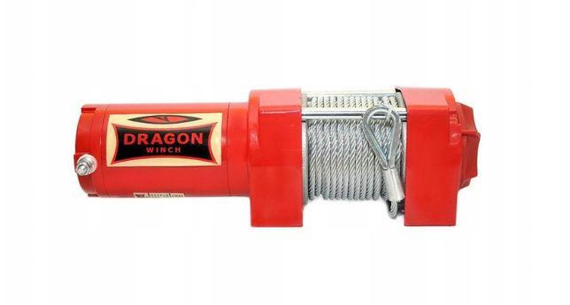 Лебедка Dragon Winch 3500 ST 12В DWM 1588кг- 3176кг Тельфер таль