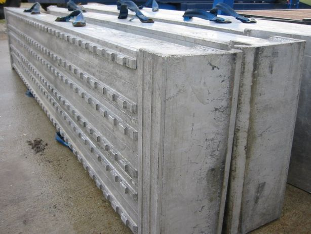 Najazdy aluminiowe ALTEC - INTRACON Podesty Trapy Niskopodwozie