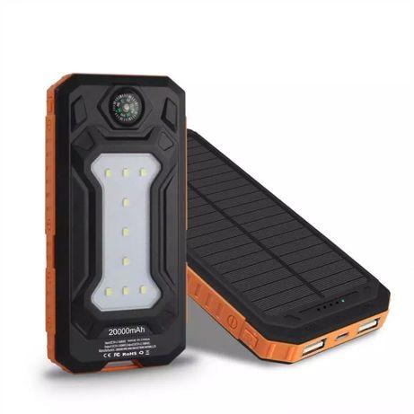 Power bank solar 20000mah powerbank
