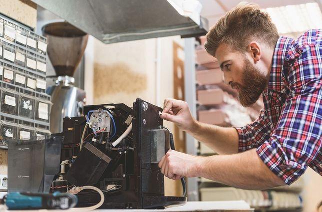 Капитальный ремонт кофемашин, кофеварок