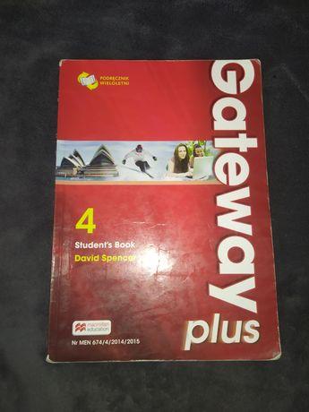 Gateway plus 4 podręcznik j.angielski