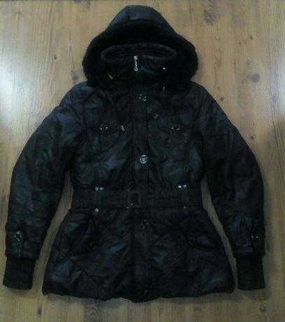 Ciepła kurtka zimowa M 152-164 cm