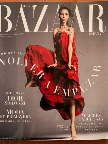 Журнал Harper's BAZAAR  España