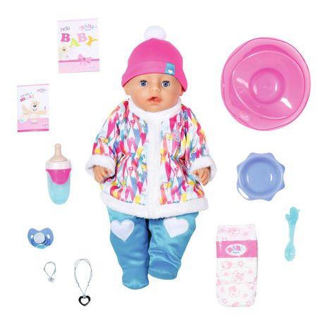 Кукла Baby Born Нежные объятия Зимняя малышка 831281