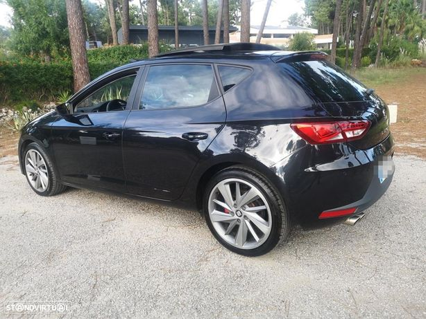 SEAT Leon 2.0 TDi FR S/S