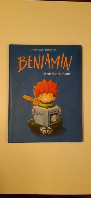 Beniamin Mam Super Mamę (SM / stwardnienie rozsiane)