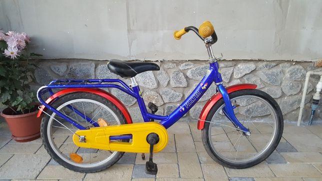 """Детский велосипед 18"""" Алюминий"""