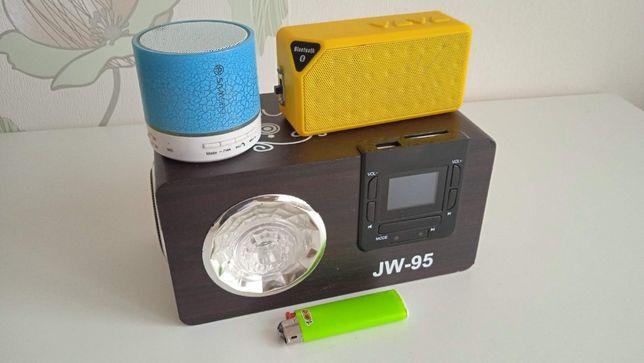 Колонка bluetooth SD USB