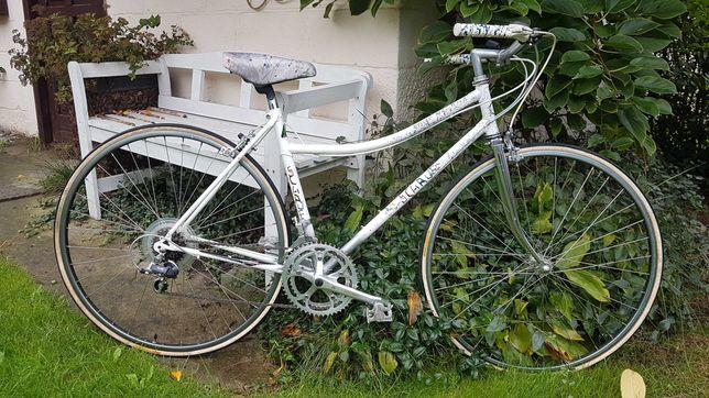 Rower szosowy, damka, shimano