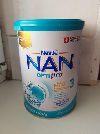 Смесь Nestle Nan 3, дитяча суміш Нан 3
