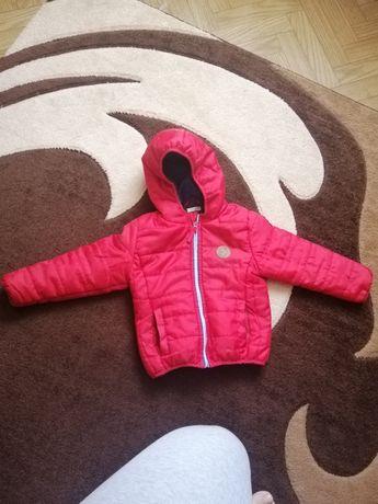 Куртка для мальчика, на тонком синтепоне
