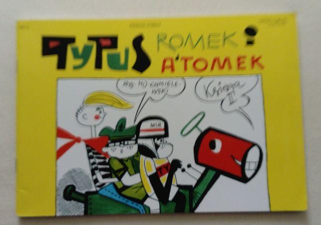 Tytus, Romek i A`Tomek - Księga 2