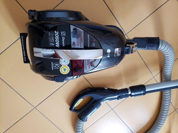 Пылесос LG VK80201CUNX Kompressor Elite (сборка Корея) без мешков