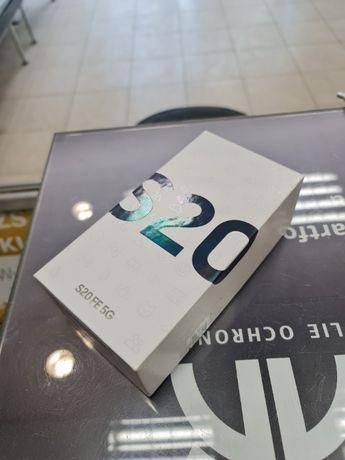 Samsung Galaxy S20 FE 5G / 6GB / 128GB/ Cloud Navy/ GW24/ Gdynia
