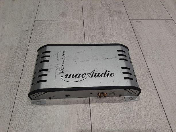 Mac Audio Thunder 2000 - 2 kanałowy wzmacniacz solidny w tej klasie!